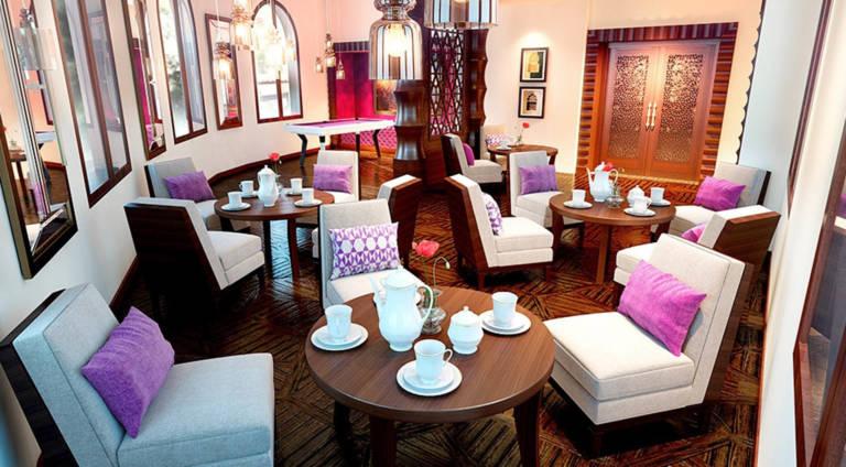 Luxury Hotel Tiara Miramar Lounge 942