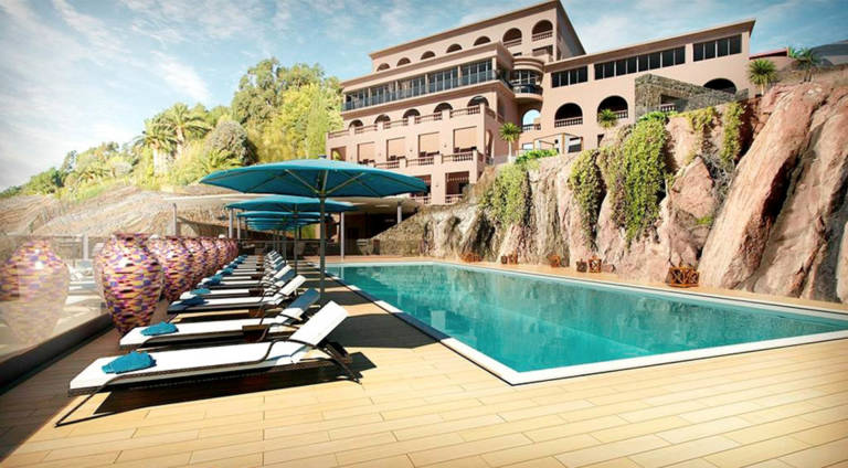Luxury Hotel Tiara Miramar Pool A 942