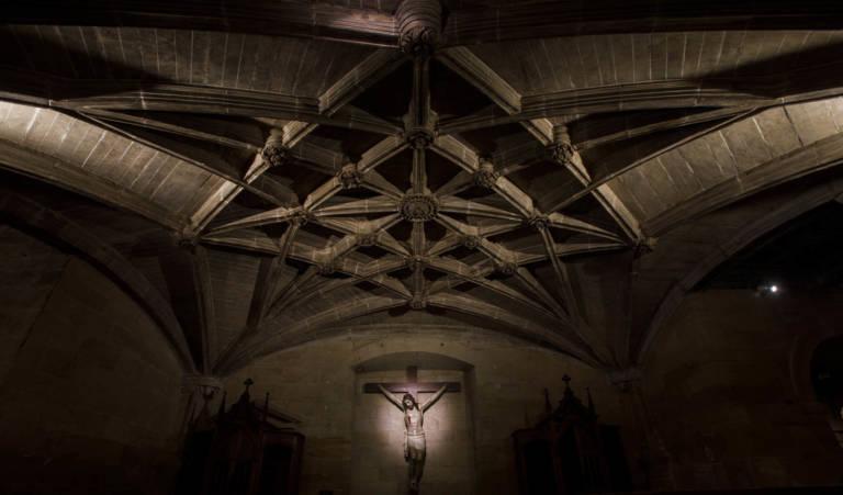 Nueva Iluminación Iglesia Santo Tomas De Haro (10)