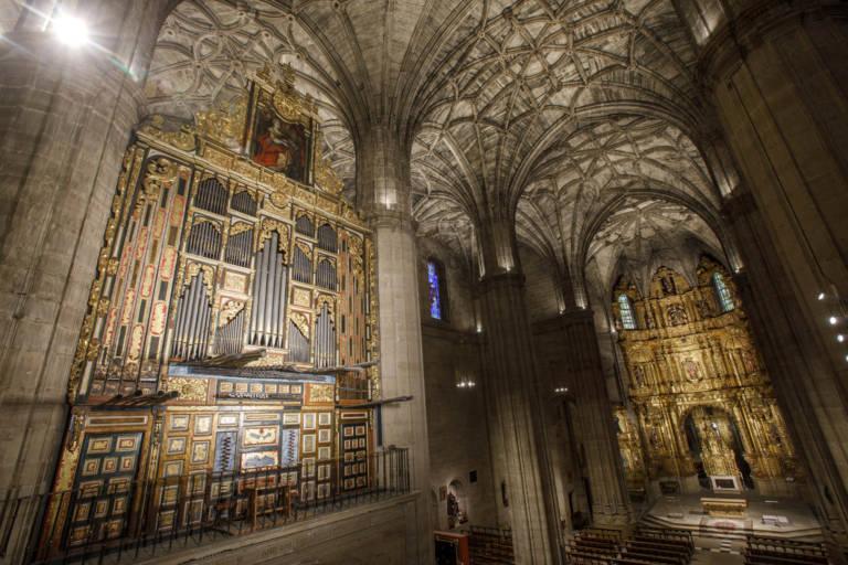 Nueva Iluminación Iglesia Santo Tomas De Haro (11)