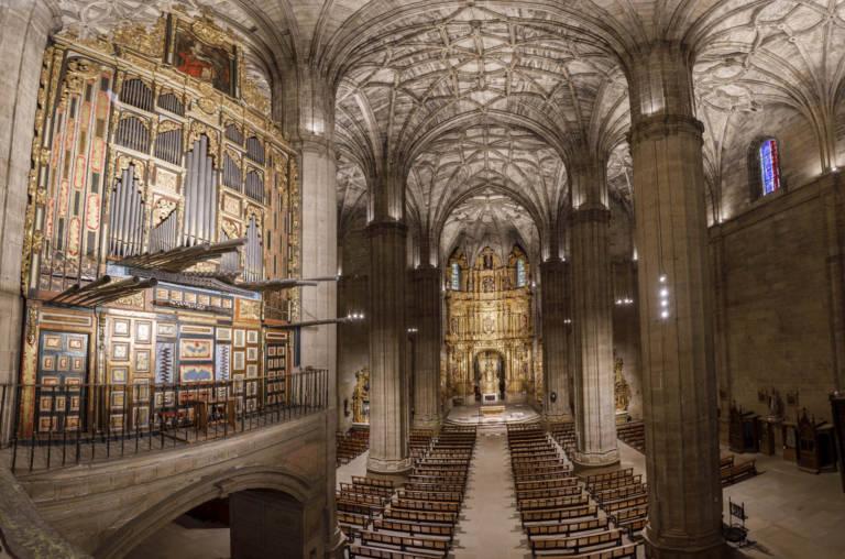 Nueva Iluminación Iglesia Santo Tomas De Haro (14)