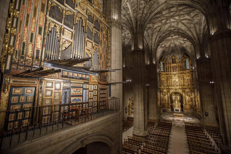 Nueva Iluminación Iglesia Santo Tomas De Haro (16)