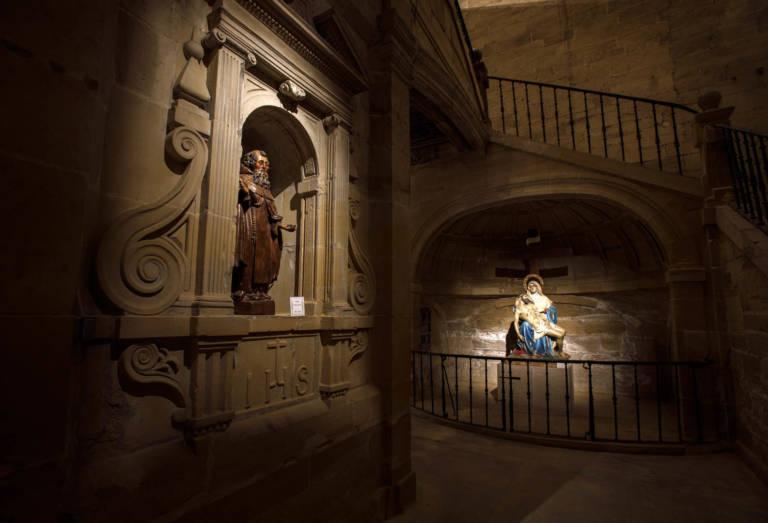 Nueva Iluminación Iglesia Santo Tomas De Haro (17)