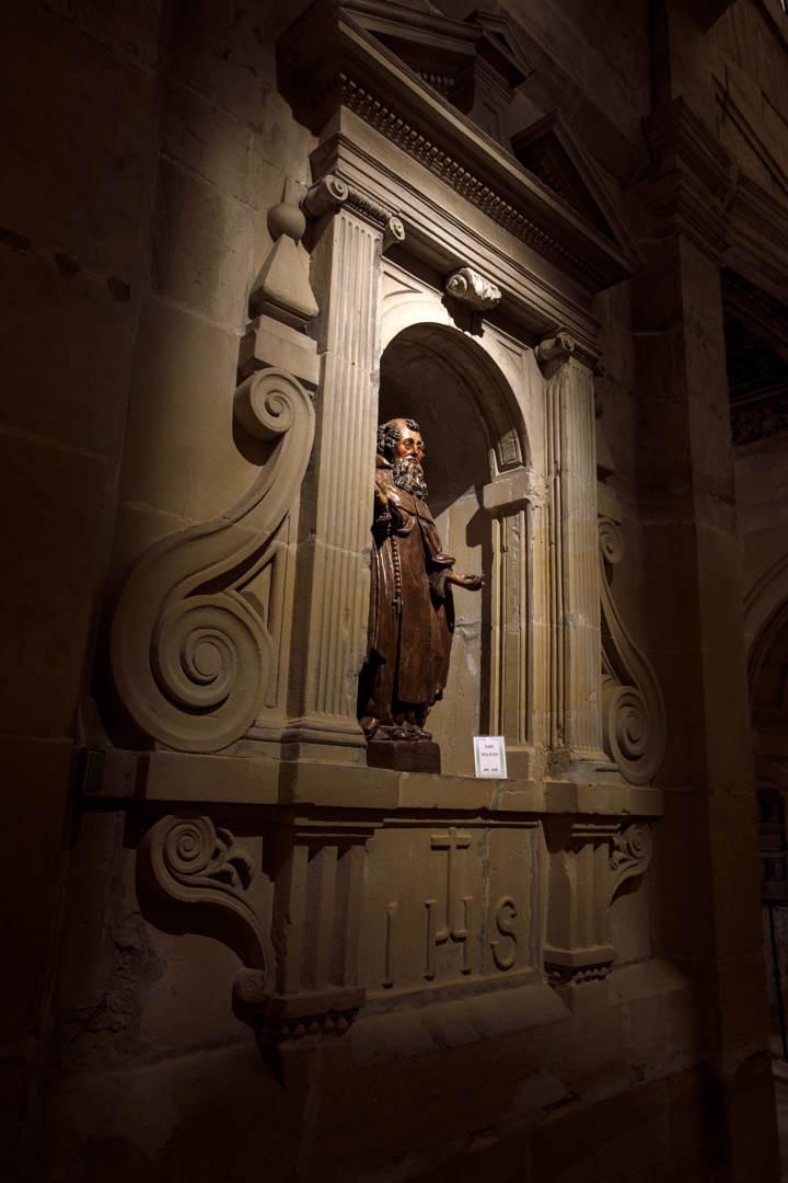 Nueva Iluminación Iglesia Santo Tomas De Haro (18)