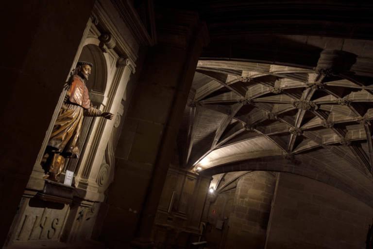 Nueva Iluminación Iglesia Santo Tomas De Haro (19)