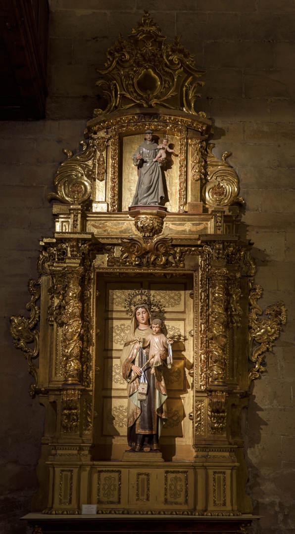 Nueva Iluminación Iglesia Santo Tomas De Haro (20)