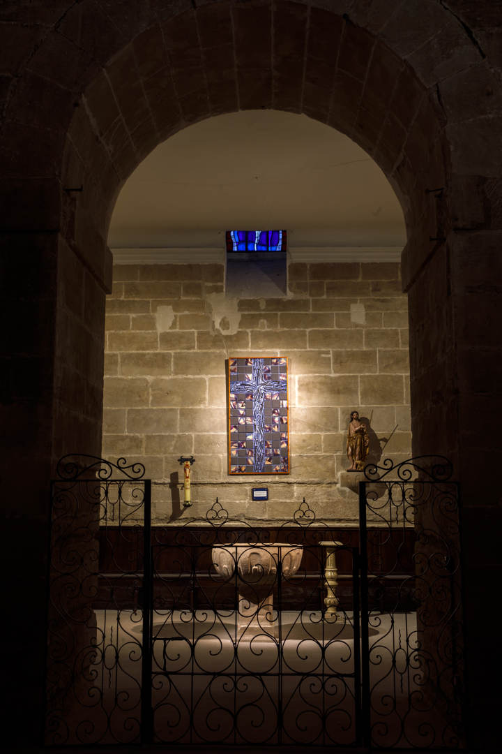 Nueva Iluminación Iglesia Santo Tomas De Haro (21)