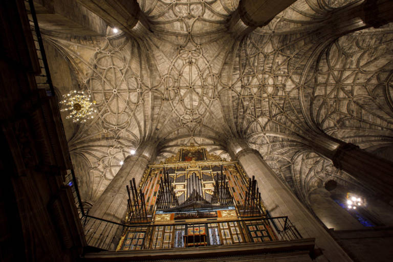 Nueva Iluminación Iglesia Santo Tomas De Haro (23)
