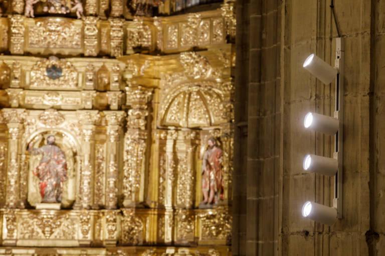 Nueva Iluminación Iglesia Santo Tomas De Haro (27)