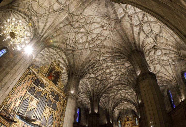 Nueva Iluminación Iglesia Santo Tomas De Haro (28)