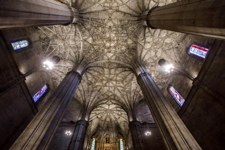 Nueva Iluminación Iglesia Santo Tomas De Haro (30)
