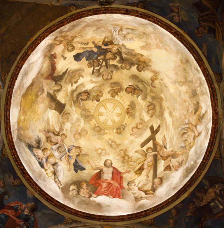Nueva Iluminación Iglesia Santo Tomas De Haro (7)