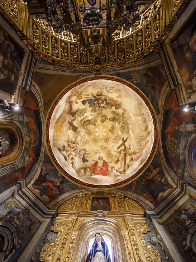 Nueva Iluminación Iglesia Santo Tomas De Haro (8)