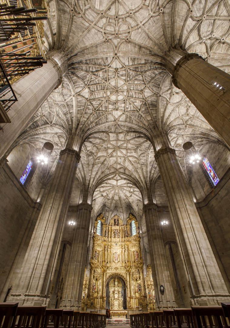 Nueva Iluminación Iglesia Santo Tomas De Haro (9)