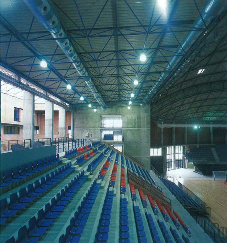 Palacio De Los Deportes Logroño